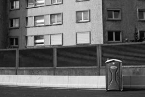 "A40 Fotoserie ""Ruhe vor dem Stau"""
