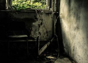 Verlassene Häuser in Leipzig