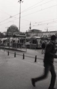 Istanbul 2013 Schwarzweiß