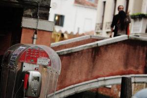 Venice Phoneboxes