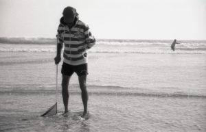 Portugal – Strand und Fischer #1