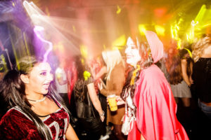 Selected Club – Halloweenparty 2014
