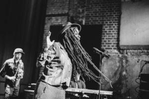 Akua Naru live in der Jahrhunderthalle Bochum