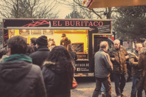 Street Food Festival in Duisburg