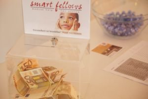 smart fellows Benefizveranstaltung