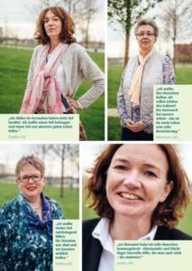 Willkommen in Essen – Flüchtlingshelfer Portraits