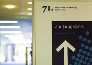 Deutscher Juristentag 2016