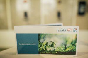 LAG 21 Jahreshauptversammlung 2018