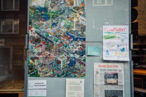 Umbau des Fachgeschäfts für Stadtwandel