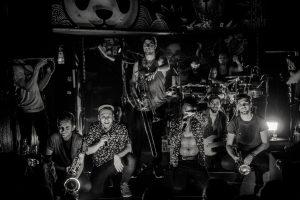 Banda Senderos – Releaseparty im Hotel Shangahi