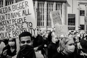 Black Lives Matters Demo in Dortmund 2020